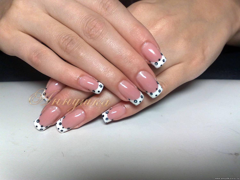 Дизайн ногтей фото скромно